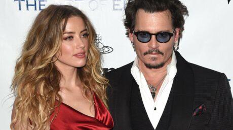 Johnny Depp et Amber Heard se séparent, l'actrice demande le divorce