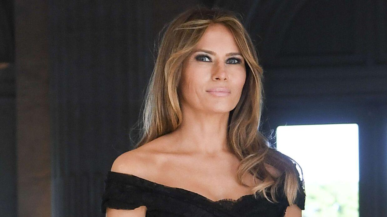 Melania Trump: ses exigences très surprenantes lors de sa venue au sommet de l'OTAN
