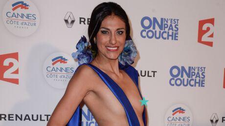PHOTOS Cannes 2017: Abigail Lopez débarque seins nus à la soirée On n'est pas couché