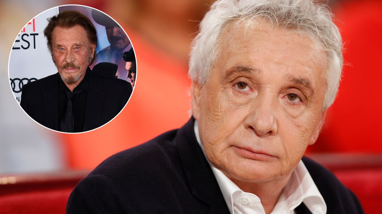 Michel Sardou: brouillé depuis des années avec Johnny Hallyday, il revient sur leurs rapports tendus
