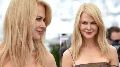 CANNES 2017 Le beauty look du jour: Nicole Kidman, belle au naturel