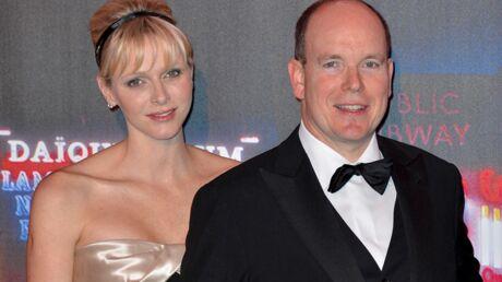 PHOTOS Charlotte, Charlène et Albert de Monaco au Bal de la Rose