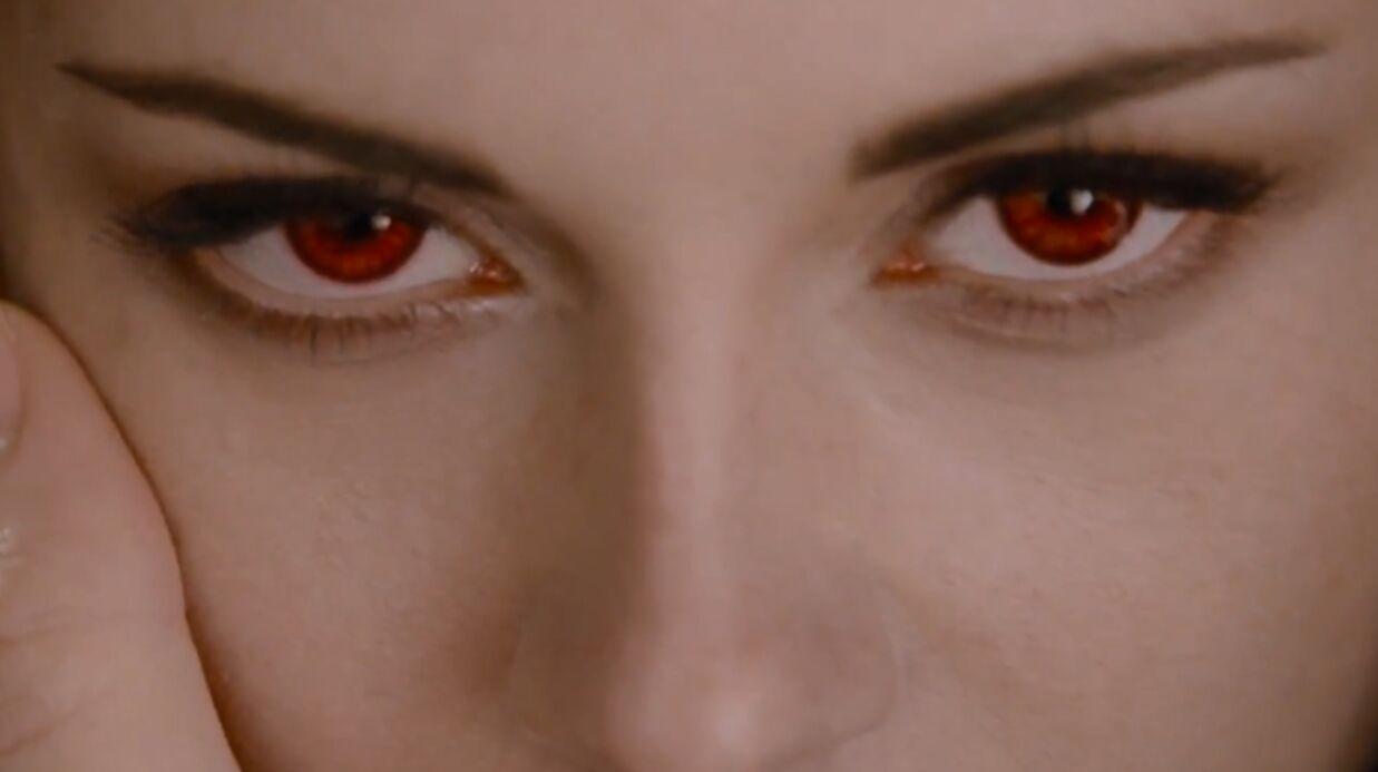VIDEO Kristen Stewart en vampire dans le prochain Twilight