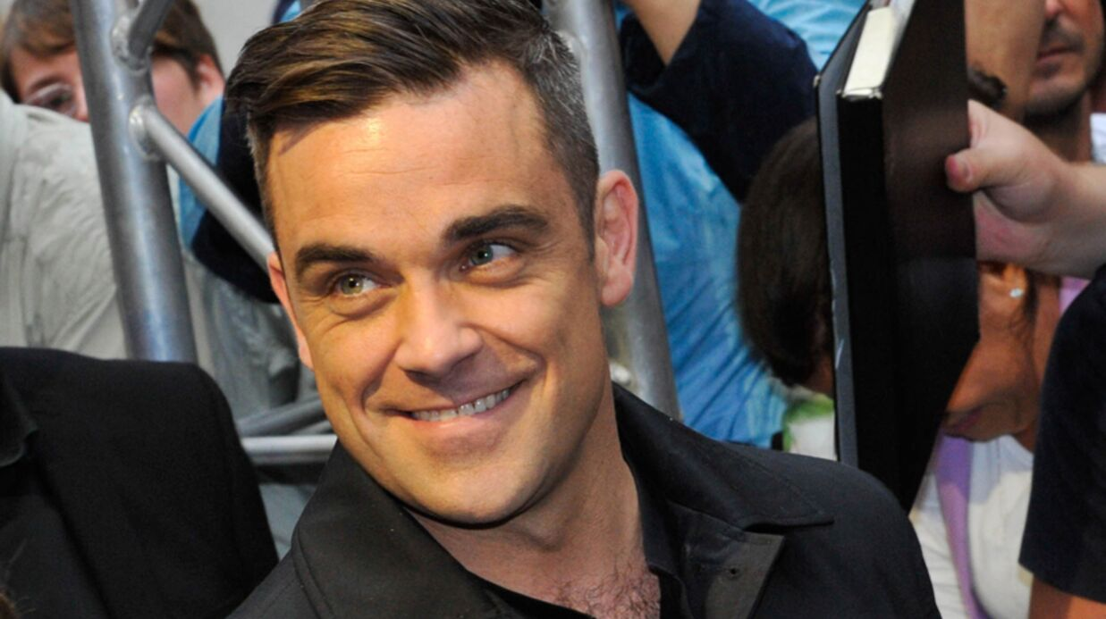 Robbie Williams : sa femme Ayda attend un bébé !