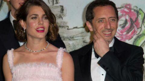 Gad Elmaleh: avec Charlotte Casiraghi, c'est «l'amour»
