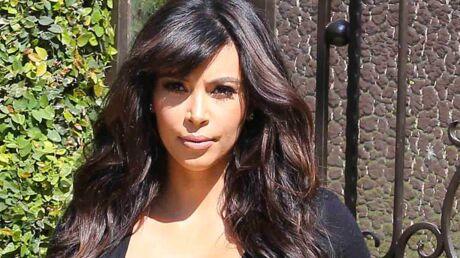 Kim Kardashian révèle son poids à cinq mois et demi de grossesse