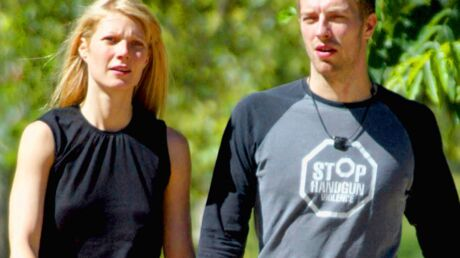Gwyneth Paltrow et Chris Martin officialisent leur rupture