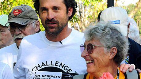 Patrick Dempsey en deuil: sa maman s'est éteinte des suites d'un cancer