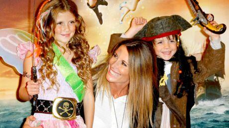 PHOTOS Sophie Thalmann et ses enfants s'éclatent à l'avant-première de Clochette