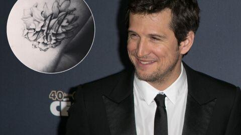 Guillaume Canet dévoile son tatouage pour Marion Cotillard et leur petit Marcel