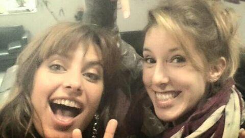 PHOTOS De retour dans Plus belle la vie, Laetitia Milot retrouve ses amis de la série