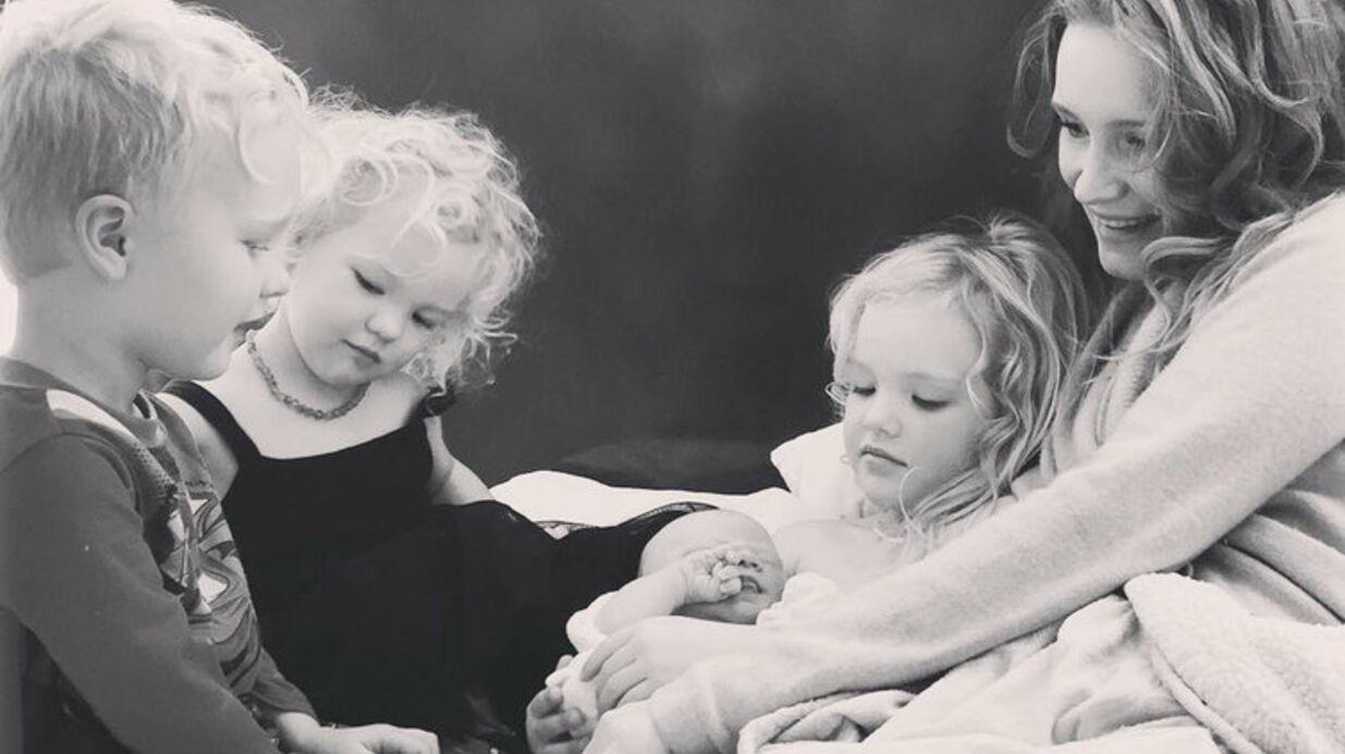 PHOTO James Van Der Beek (Dawson): Sa fille est née, découvrez son prénom