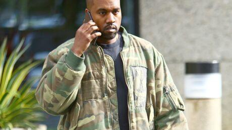Kanye West empoche un million de dollars en deux jours