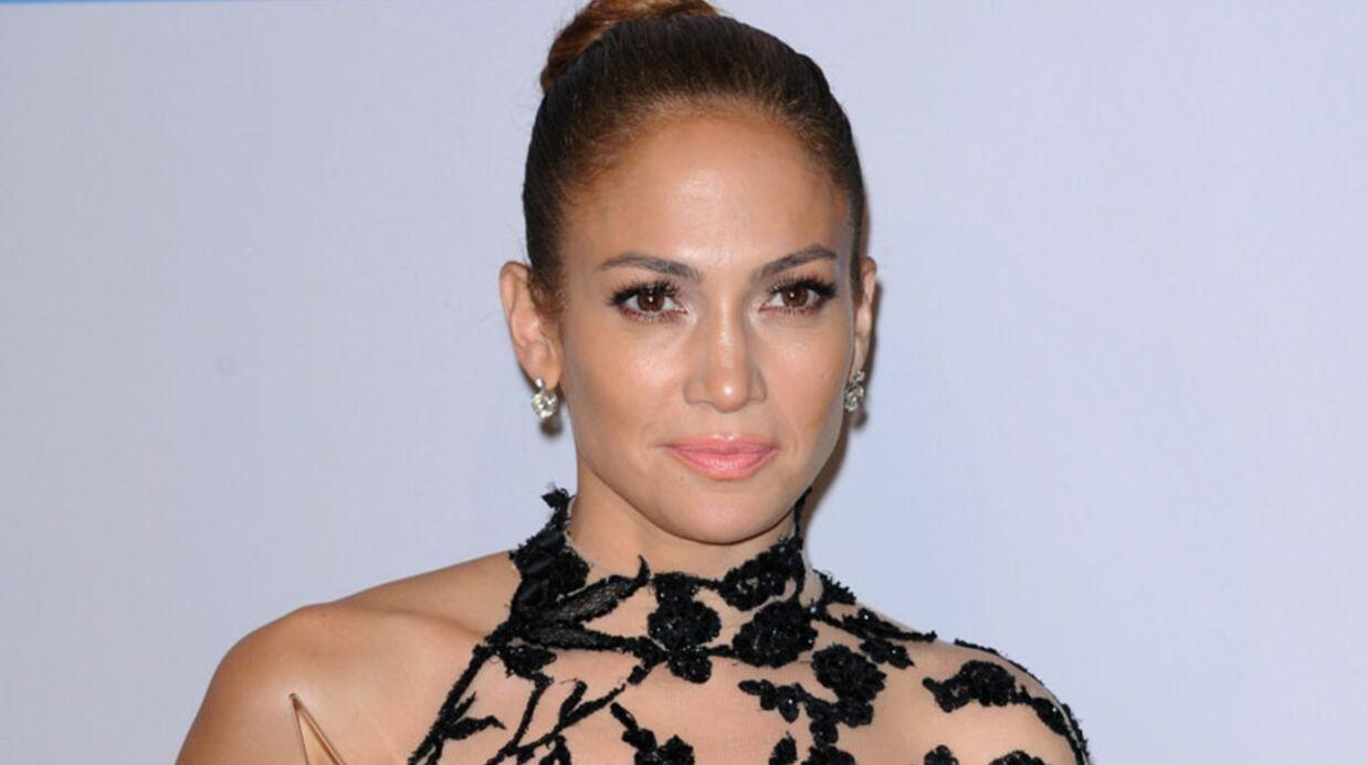 Jennifer Lopez: Thanksgiving avec Casper Smart