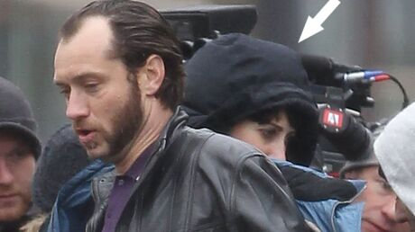 Photo: découvrez la nouvelle petite amie de Jude Law