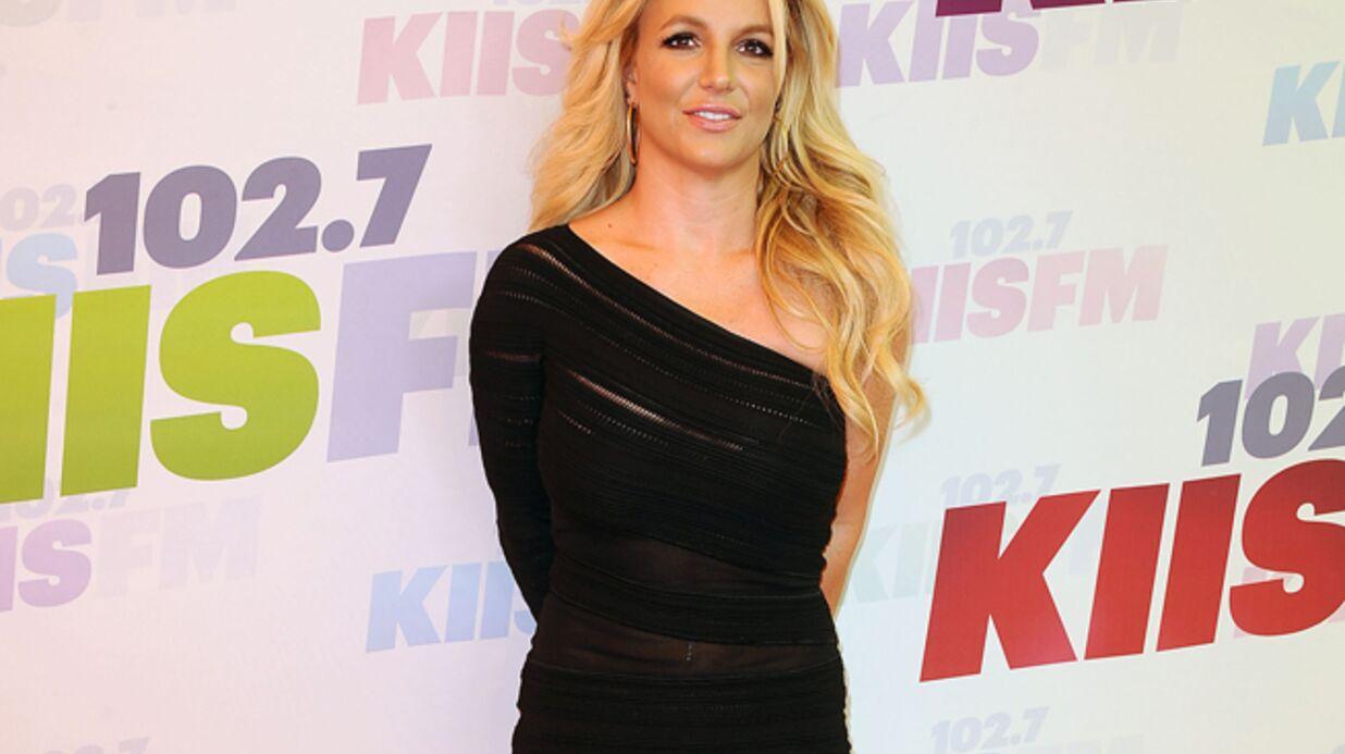 Britney Spears très heureuse avec son nouveau boyfriend, David Lucado