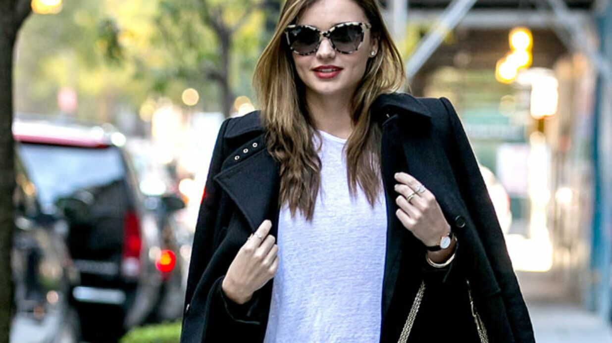 VIDEO Miranda Kerr ose le soutien-gorge ultra sexy pour ID Maga­zine