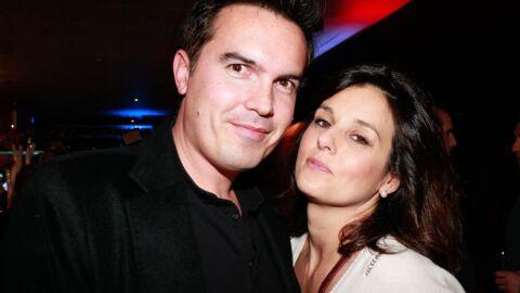 PHOTOS Faustine Bollaert et son mari Maxime Chattam très amoureux au Prix d'Amérique