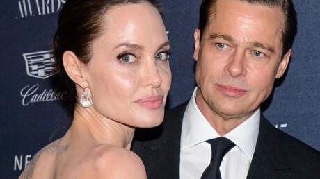 La jolie déclaration de Brad Pitt à Angelina Jolie pour leurs dix ans d'amour