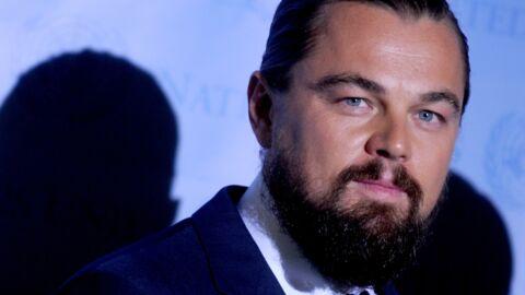 Leonardo DiCaprio a eu les yeux gelés pendant le tournage de The Revenant
