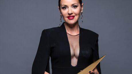 PHOTOS Tina Arena revient avec un décolleté affolant aux Aria Awards