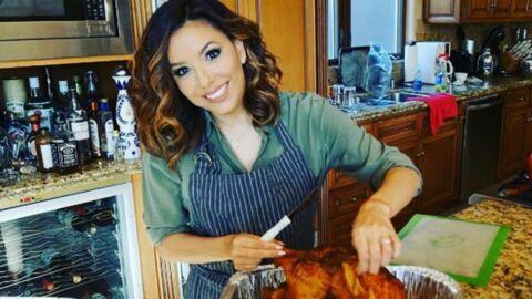 DIAPO Eva Longoria, Jennifer Lopez, Gwyneth Paltrow… Les stars ont fêté Thanksgiving comme il se doit!