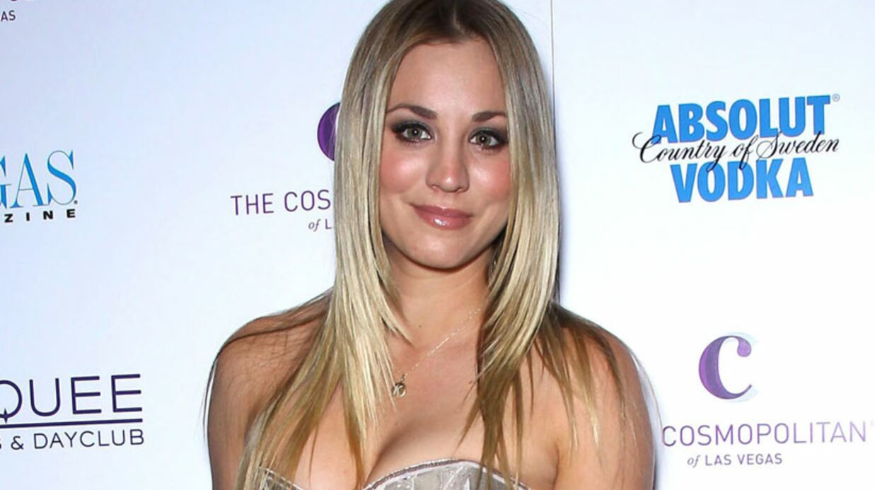 Kaley Cuoco (The Big Bang Theory) s'est fiancée