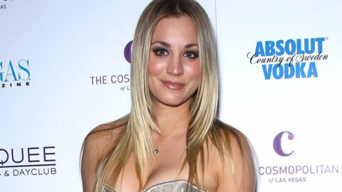 Kaley Cuoco (The Big Bang Theory) s'est fiancée