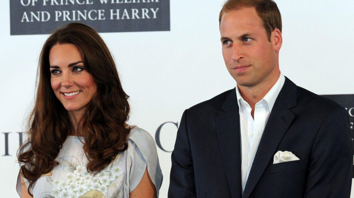 Le prince William et Kate Middleton combattent la famine