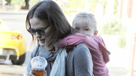 DIAPO Jennifer Garner craquante avec sa fille