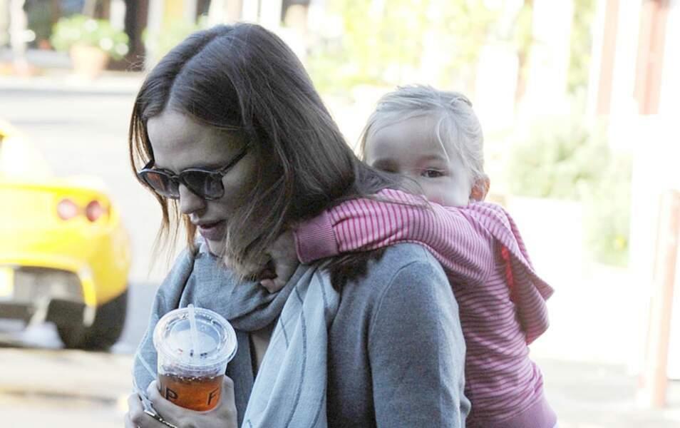 Jennifer Garner et Seraphina