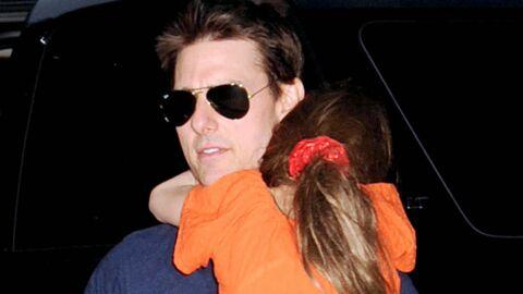 Suri Cruise passera le jour de Noël avec Tom Cruise