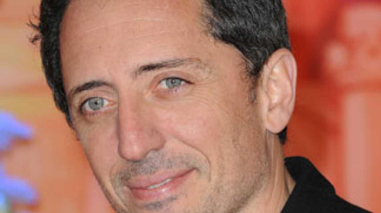 Gad Elmaleh évoque sa future paternité pour la première fois