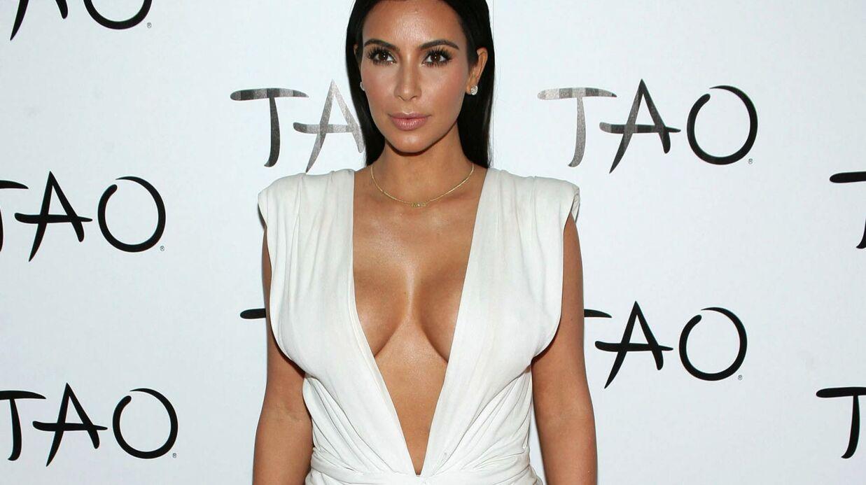 DIAPO Kim Kardashian: son incroyable anniversaire
