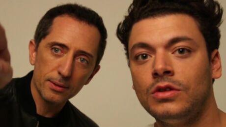 Gad Elmaleh et Kev Adams préparent un spectacle et une tournée en commun