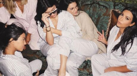 PHOTOS Kim Kardashian organise une pyjama party pour sa baby shower