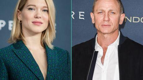 Pour Léa Seydoux, embrasser Daniel Craig (James Bond) c'était surtout «gênant»