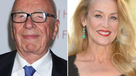 Jerry Hall et Rupert Murdoch sont en couple!