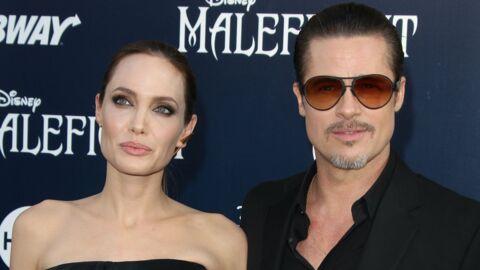 Brad Pitt également violent avec Angelina Jolie? Une enquête serait en cours