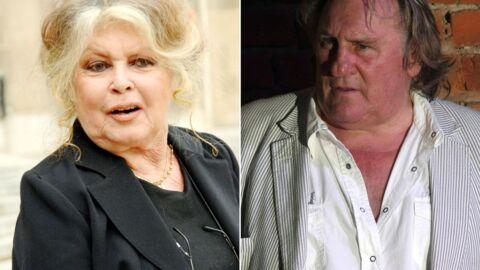 Brigitte Bardot trouve Gérard Depardieu «épouvantable»