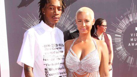 Trompée par Wiz Khalifa, Amber Rose devrait toucher un million de dollars