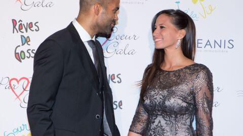 PHOTOS Tony Parker et sa femme Axelle très amoureux au Par Cœur Gala