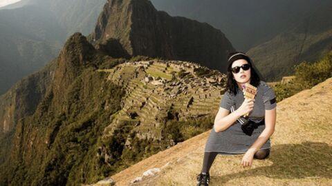Katy Perry à la conquête du Machu Picchu