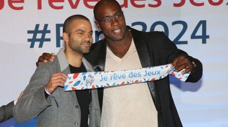 PHOTOS Sportifs et célébrités défendent la candidature de Paris aux JO 2024!