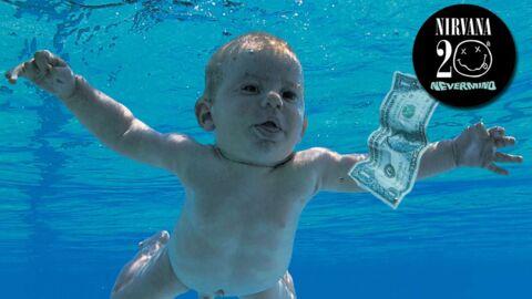 PHOTO Le bébé nageur de Nevermind, l'album de Nirvana, rejoue la scène 25 ans après (à un détail près)