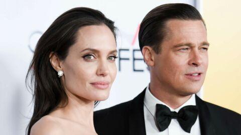 Angelina Jolie a bloqué le numéro de téléphone de Brad Pitt