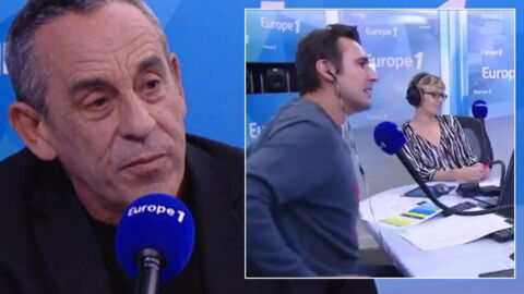 VIDEO Thierry Ardisson crée un gros moment de gêne sur Europe 1