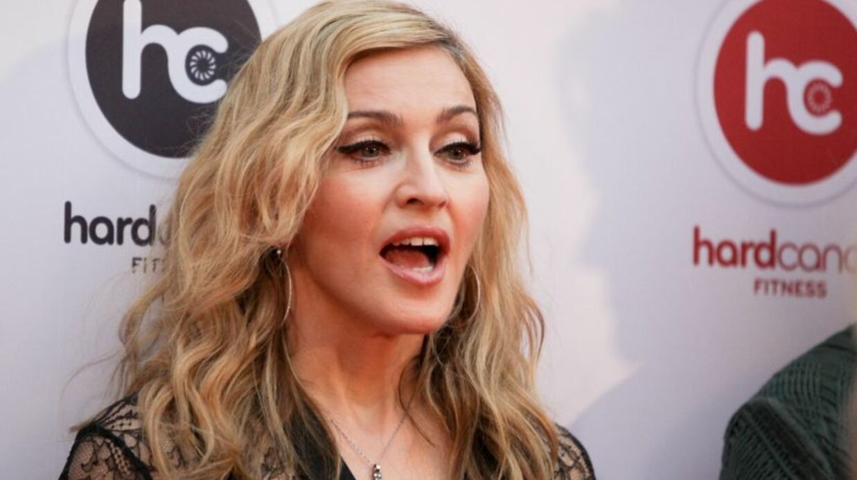Madonna et Elton John se réconcilient dans un restaurant à Nice