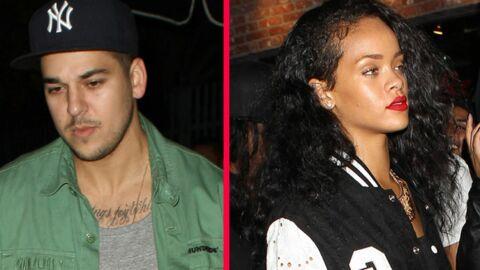 PHOTOS Rihanna fait la fête avec Rob Kardashian