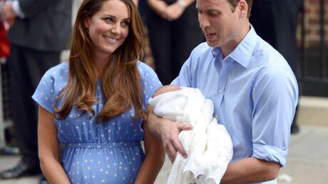 PHOTO Mais où sont passés les kilos de grossesse de Kate Middleton?